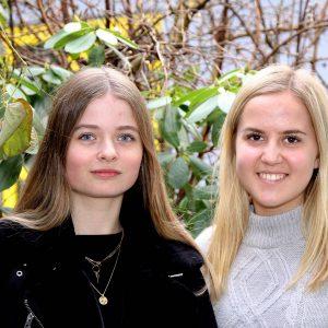 Emma Olesen & Clara Frisk