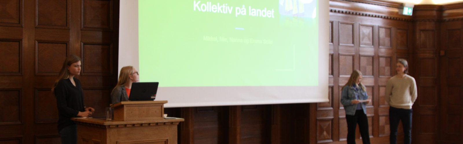 Det Blå Gymnasium vinder guld i samfundscup´en 2018